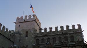 Lonja de la Seda - ines der bedeutendsten Gebäude der profanen Gotik in Europa