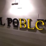 Logo El Poblet mit BLC