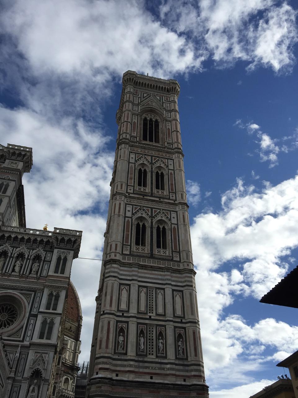 Der Campanile - Glockenturm